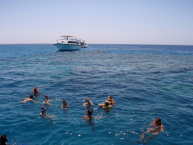 Diving in Ras Mohamed National Park