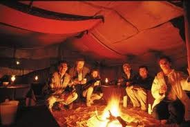Bedouin Dinner in The Desert