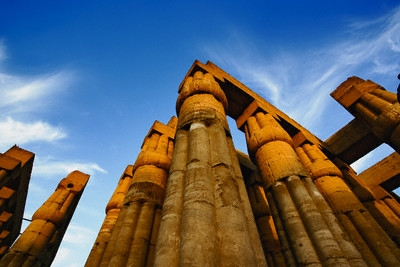 Hypostyle Hall of Luxor Temple