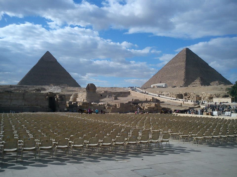 Cairo Sightseeing Tour Package