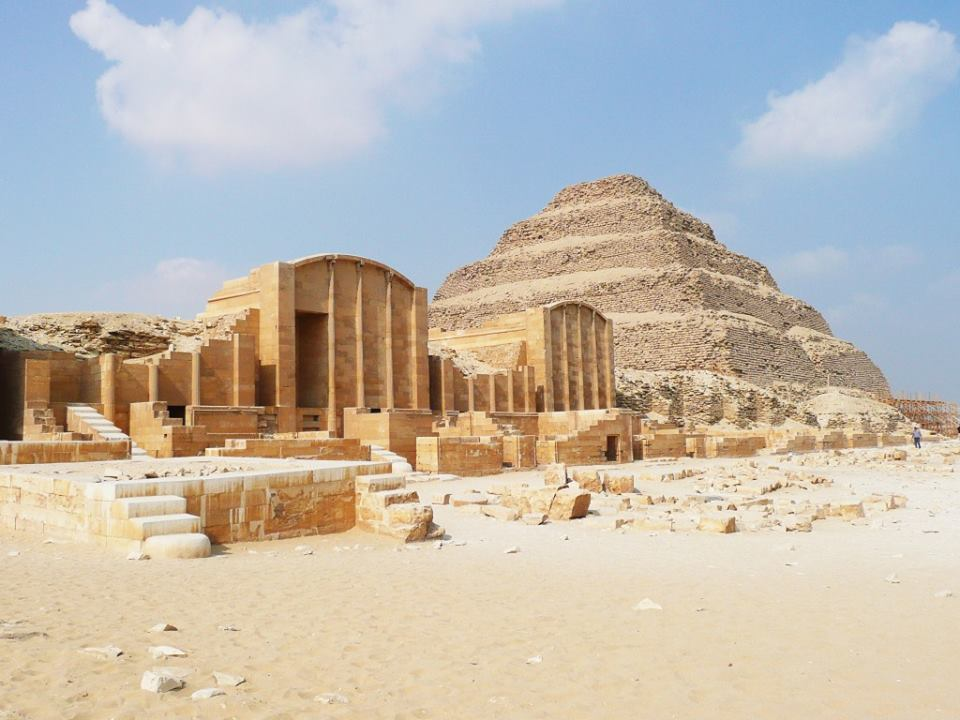 Day Tour to Sakkara, Memphis, and Dahshur